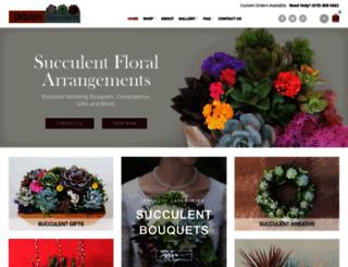 succulentlyurban.com screenshot