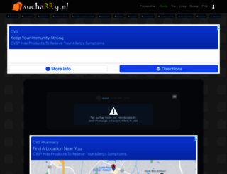 sucharry.pl screenshot
