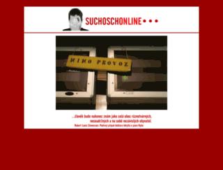 suchosch.net screenshot