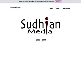 sudhian.com screenshot