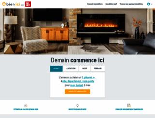 sudouest-annonces.com screenshot