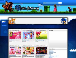 sue.spiel-jetzt.org screenshot