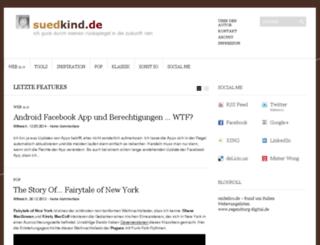 suedkind.de screenshot