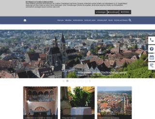 suedkirche-esslingen.de screenshot