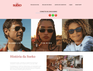 sueko.com.br screenshot