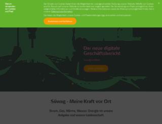 suewag.eu screenshot