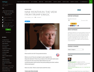 suffragio.org screenshot