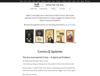 suficomics.com screenshot