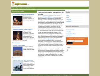 sufimexico.org screenshot