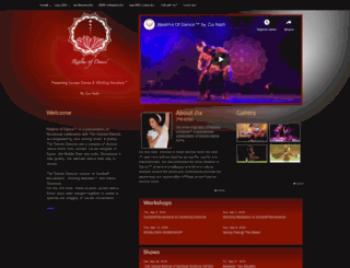 sufisplendour.com screenshot