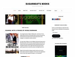 sugarbeatsbooks.com screenshot