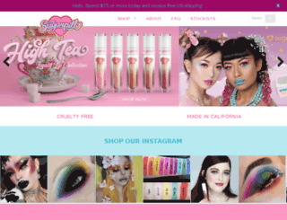 sugarpillshop.com screenshot