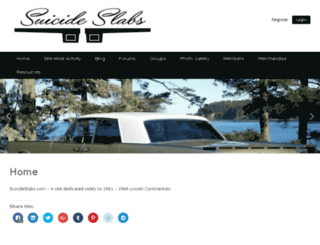 suicideslabs.com screenshot