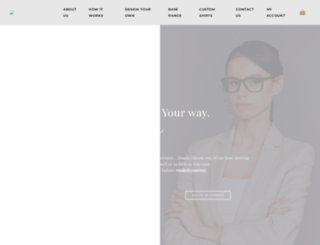suitmeup.com.au screenshot