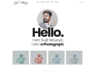 sujitmourya.com screenshot