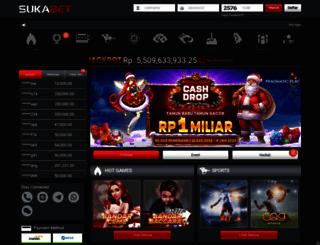 sukabet.com screenshot