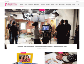 sukimagazine.com screenshot