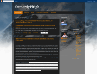 sumardypitigh.blogspot.com screenshot