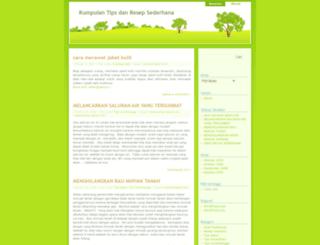 sumbertips.wordpress.com screenshot