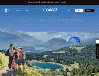summer.lescarroz.com screenshot