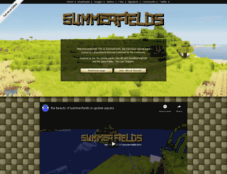summerfields.info screenshot
