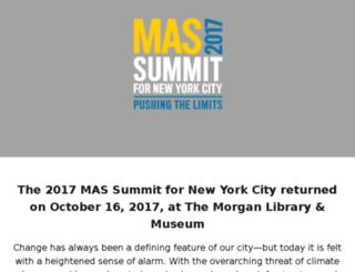 summit.mas.org screenshot