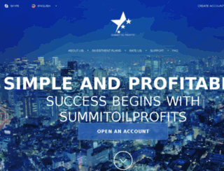summitoilprofits.com screenshot