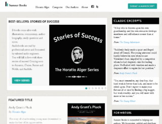 sumnerbooks.com screenshot