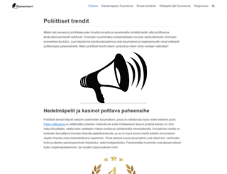 sumuvuori.net screenshot