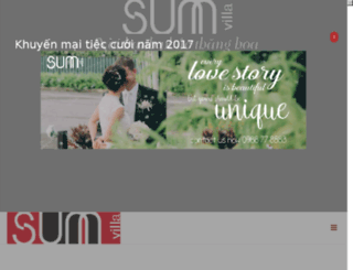 sumvilla.com screenshot