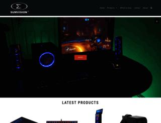 sumvision.com screenshot
