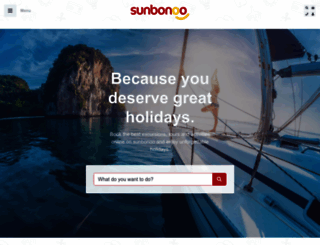 sunbonoo.com screenshot