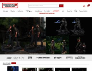sunburst.gamingheads.com screenshot