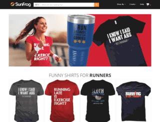 sundogshirts.com screenshot