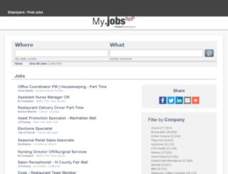 sungard.jobs screenshot