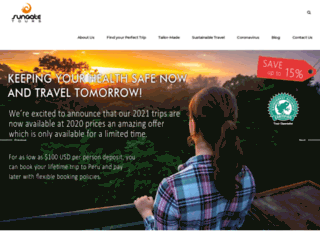 sungatetours.com screenshot