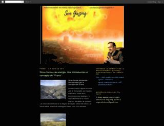 sungazingchile.blogspot.com screenshot