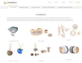 sunjewels.com screenshot