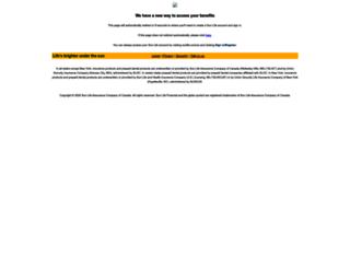 sunlife-usa.net screenshot