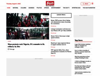 sunnewsonline.com screenshot