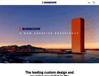 sunscopeusa.com screenshot