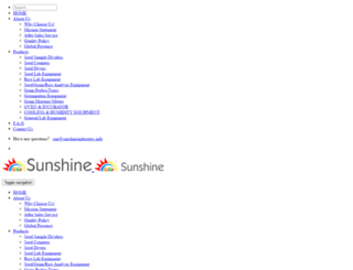 sunshineindustries.info screenshot