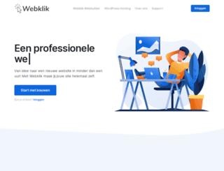 sunshinesplace.webklik.nl screenshot