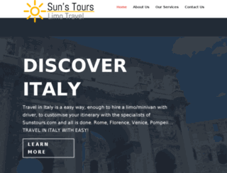 sunstours.com screenshot
