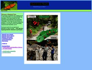 sunstreaktours.com screenshot