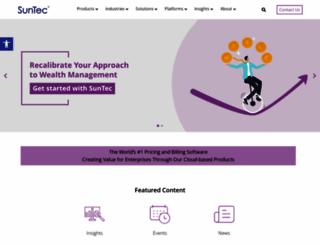 suntecgroup.com screenshot