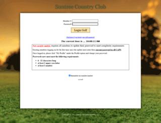 suntree.chelseareservations.com screenshot