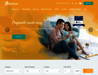 suntrust.com.ph screenshot