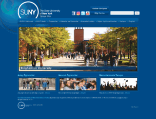 suny.edu.tr screenshot
