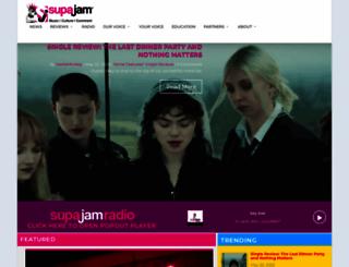 supajam.com screenshot